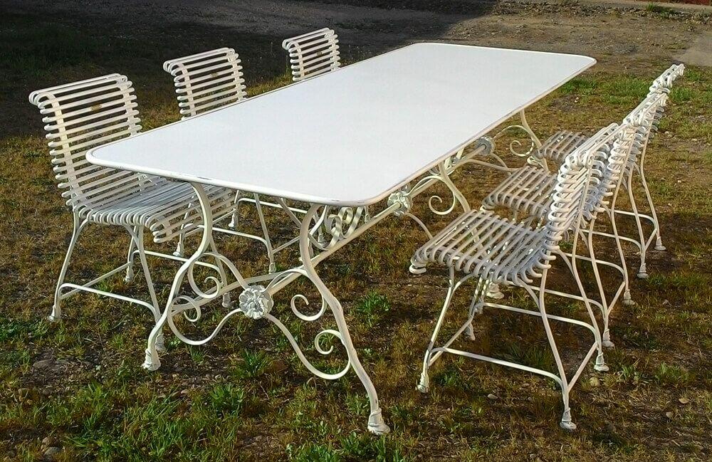 outdoor m bel gartentisch renan. Black Bedroom Furniture Sets. Home Design Ideas
