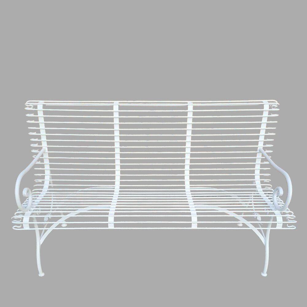 Antik Garten Sitzbank Lorine 3 Sitzer Gartentraum De