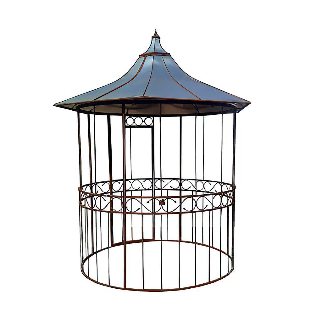 antik vogel voliere f r den garten. Black Bedroom Furniture Sets. Home Design Ideas